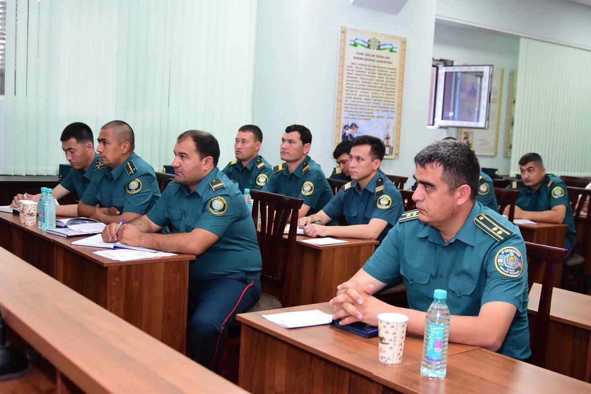2020-йил Бухорода 20 нафар полициячи ўзини нолойиқ тутгани учун ишдан бўшатилди